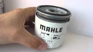 Сравнение масляных фильтров Kneсht OC 90, Mahle OC 405/3, GM 95509857