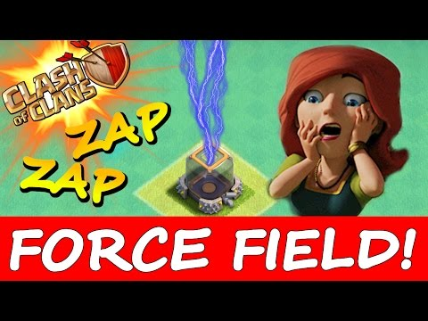 Clash Of Clans | ZAPPING 5000 DARK ELIXIR! | HIDDEN FEATURE UPDATE 2015