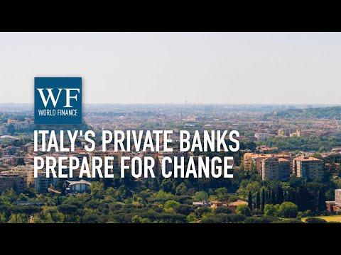 Italy's private banks prepare for generational, digital, regulatory change   World Finance