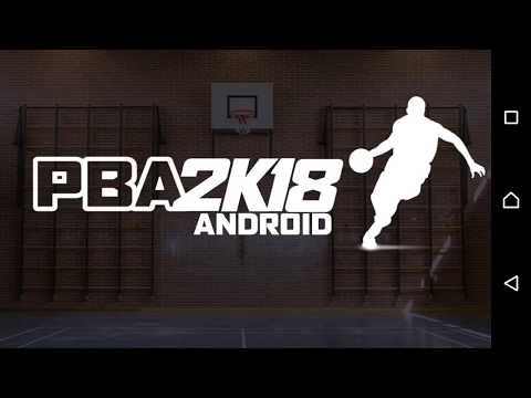PBA 2K18 Android Gameplay Alab Pilipinas vs PBA Luzon All Stars