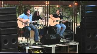 The Dirty River Boys- Draw (Live)