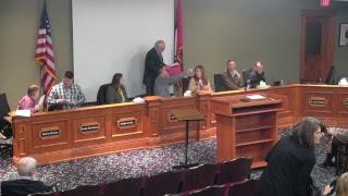 Springdale Public Schools | December School Board Meeting