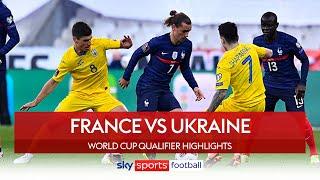 Griezmann scores sublime strike! | France 1-1 Ukraine | World Cup Qualifier Highlights