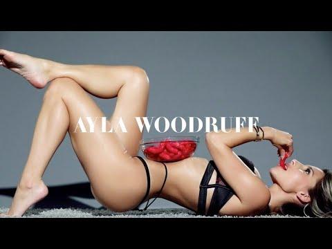 who is dating ayla woodruff