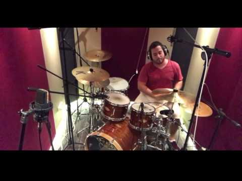 Bruno Mars 24K Drum Cover By Aviv Zohar At NONA Studio