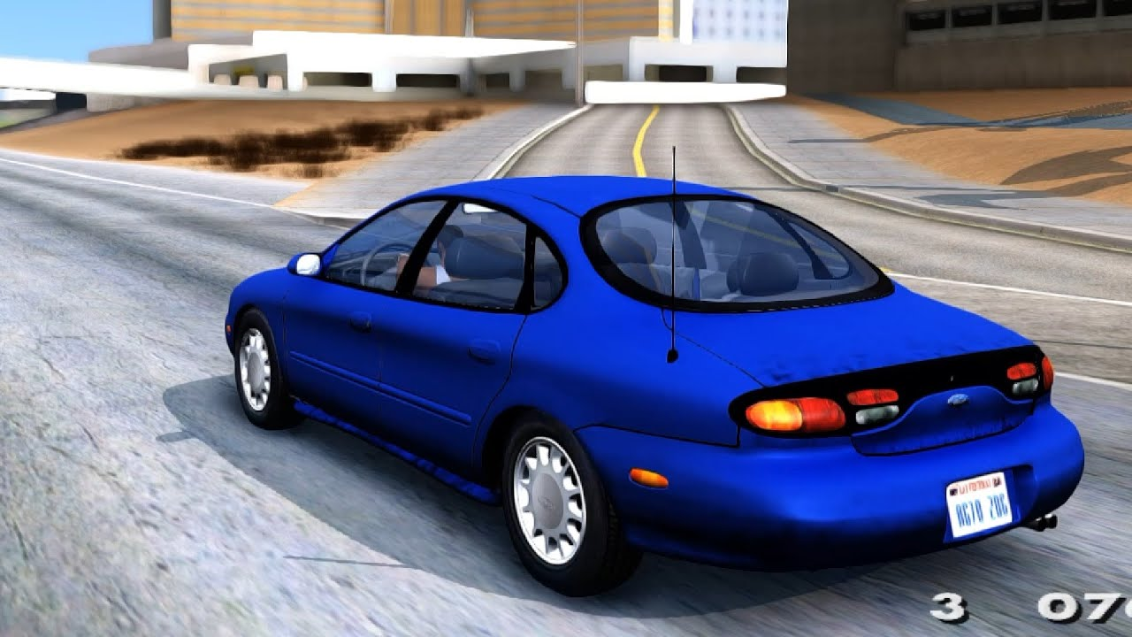 1996 ford taurus gta san andreas