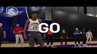 NBA 2k20 MyCareer Ep. 2   2v2 w/Kuzma vs. Lonzo and Ingram   Draft Combine