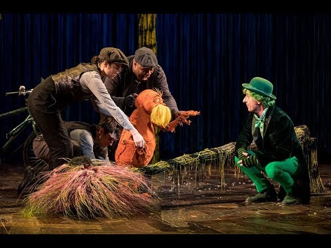The Lorax Opens In San Diego At The Old Globe