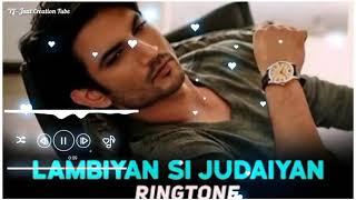 Sajda Tera Kar Na Saku Ringtone | Sushant Singh Rajput Ringtone | New Ringtone 2020 | Arjit Singh |