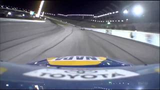 [HD] Nascar- SOUND of spins and crashes 2012