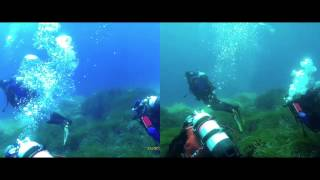 vuclip Best Divers BECAM Action Camera - Sample Video