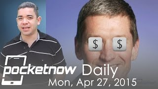 Apple quarter results, Galaxy S6 Edge growth, Sony plans & more - Pocketnow Daily