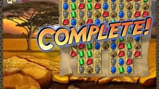 Jewel Quest II Gameplay level 3