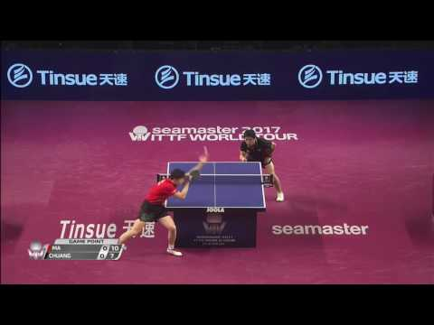 2017 Qatar Open (MS-SF1) MA Long Vs CHUANG Chih-Yuan [Full Match/English|HD]