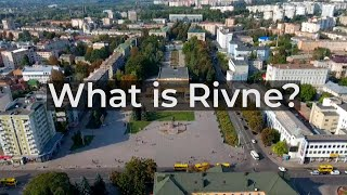 What is Rivne?