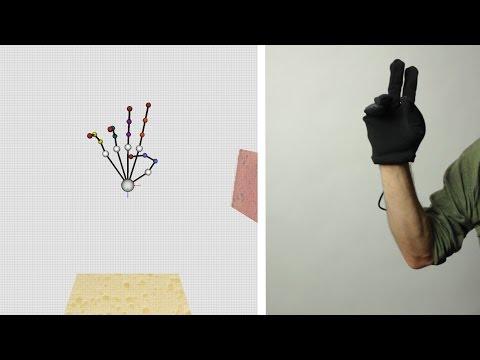 Marcel Modular Data Glove
