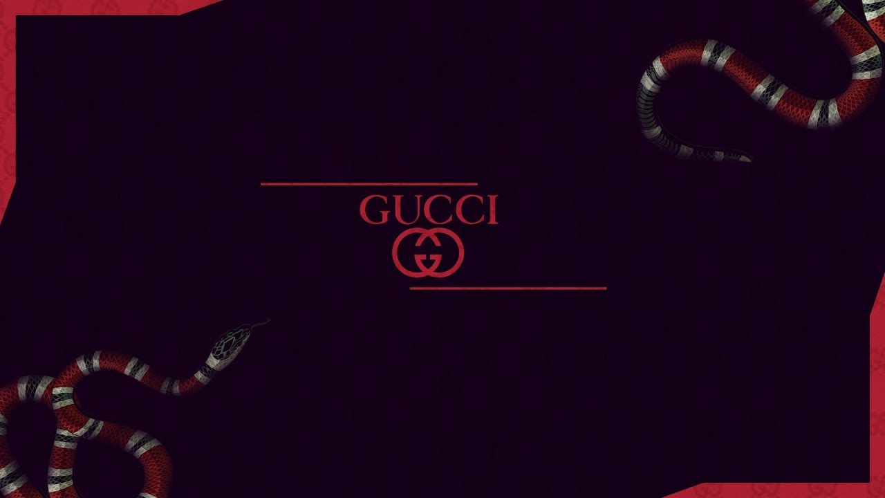 GUCCI WALLPAPER - YouTube