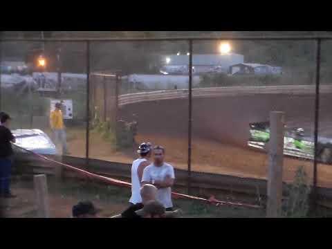 Tj Qualifying 8/2/2013 legendary hilltop Speedway