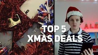 Top 5 Tech Christmas Deals!