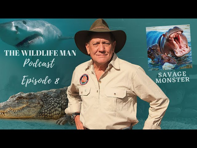 The Wildlife Man Podcast -  Episode 8 - Savage Monster