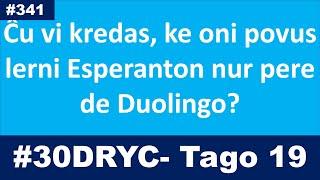 Tago 19: Pri Duolingo | Esperanto-vlogo