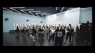 What you want - Mase ft Total - Choreography by KZ - GS Summer Dance Camp 2018
