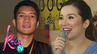 Kris TV: Kris talks about James Yap