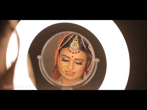 Getting Ready | Destination Wedding | Bridal Makeup | Akash & Gayatri..