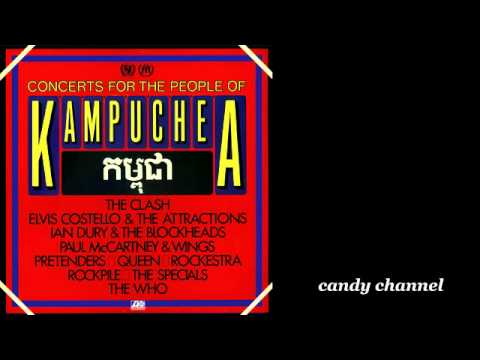 Concert For The People Of Kampuchea  (Full Album)