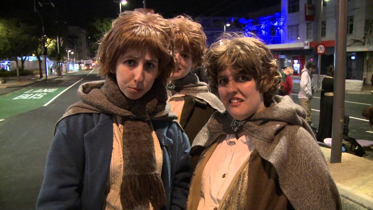 The Hobbit: An Unexpected Journey - Production Video #10