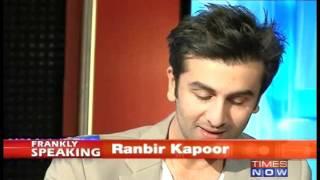 Frankly Speaking With Ranbir Kapoor