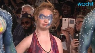 Model With Down Syndrome Madeline Stuart Makes Her New York Fashion Week Debut