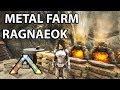 Mobile Metal Farm Ark Survival Evolved Ragnarok S1 EP 8