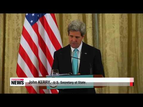 Top U.S., Russian diplomats hold talks on Ukraine