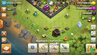 Clash of clans statistics ep524 part 1 january 4th 2018 stats