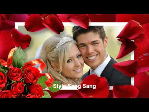 Free download Project Proshow Wedding Part 3 - Rose Styles