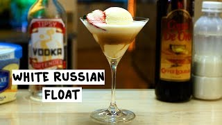White Russian Float