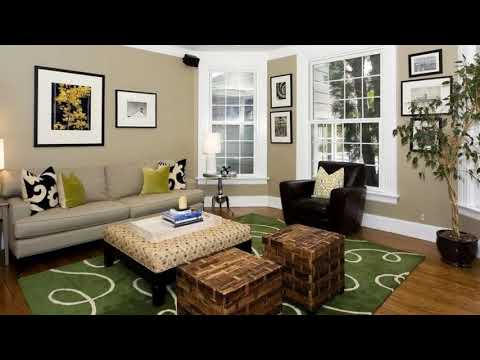 Wall Colour Combination for Living Room Asian Paints