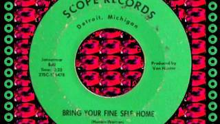 SOULETTES - BRING YOUR FINE SELF HOME (SCOPE) #(Free Yourself) Make Celebrities History