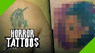 Völlig verzaubert: Was wird aus dem komischen Einhorn? | Frankfurt (4/4) | Horror Tattoos | sixx
