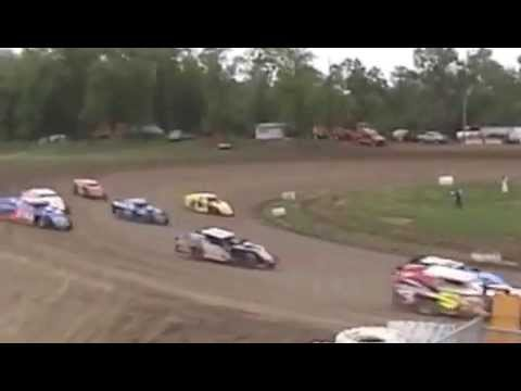 IMCA Modified Feature 5/2/15 @ 34 Raceway