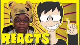 Detention For You Baldi's Basics Animation by Yorushika | Animation Reaction
