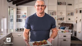 Chef Robert Irvine's Grilled Asian BBQ Chicken Wings