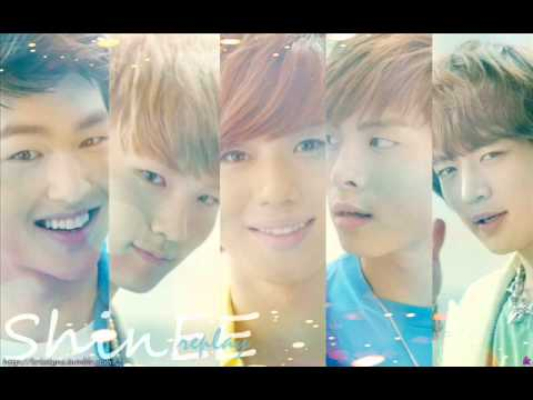 SHinee - Replay(Official Instrumental)HQ