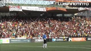 Granadictos / Carabobo Futbol Club / Jornada 2 - TC / 22-01-2012