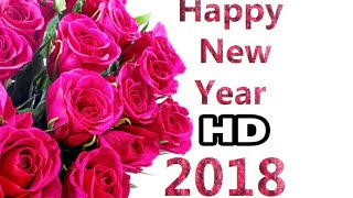 happy new year in advance 2018 your friends and family whats app status