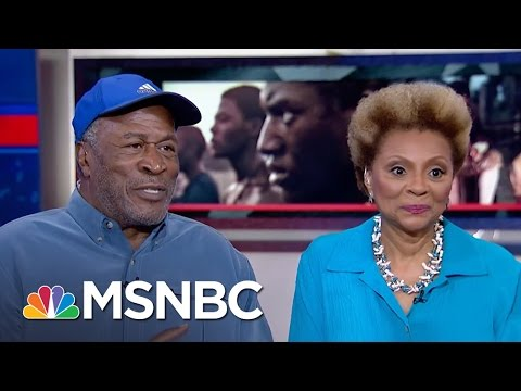 Original 'Roots' Cast Members On New Miniseries | MSNBC