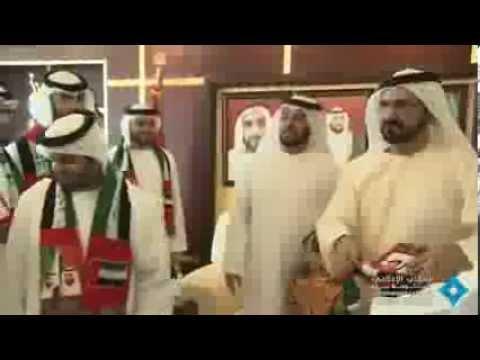 محمد بن راشد يزور الهيئة العامة للشؤون الإسلامية والأوقاف
