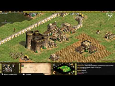 1v1 Arena | Byzantines vs Spanish | vs Edie | Fast Imperial YOLO