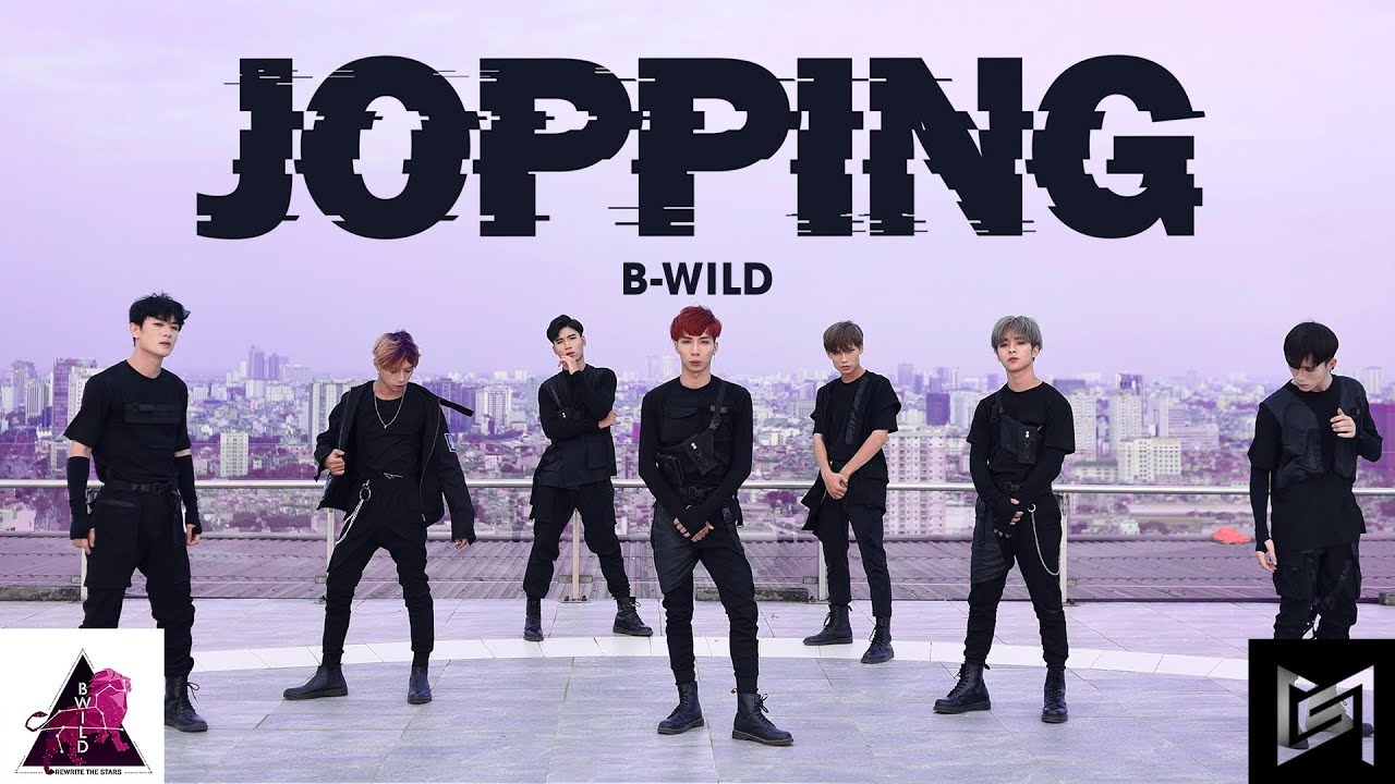 SuperM 슈퍼엠 'Jopping'  Dance Cover 커버댄스  By B-Wild From Vietnam (Performance Ver.)